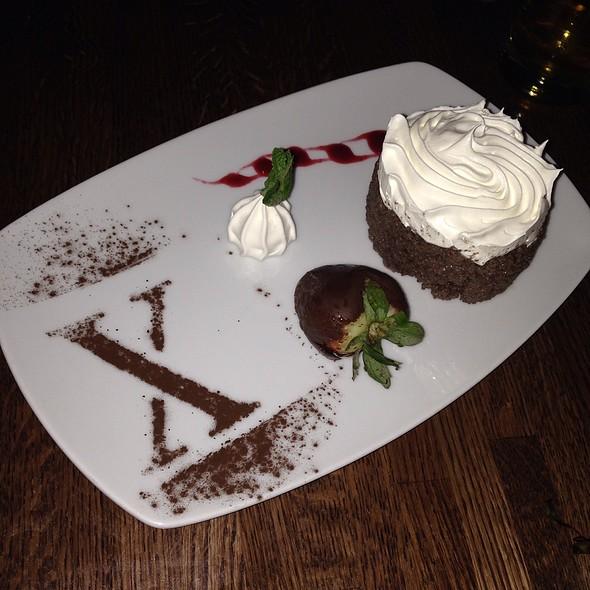 Chocolate Tres Leches Cake - Xochitl - Philadelphia, Philadelphia, PA