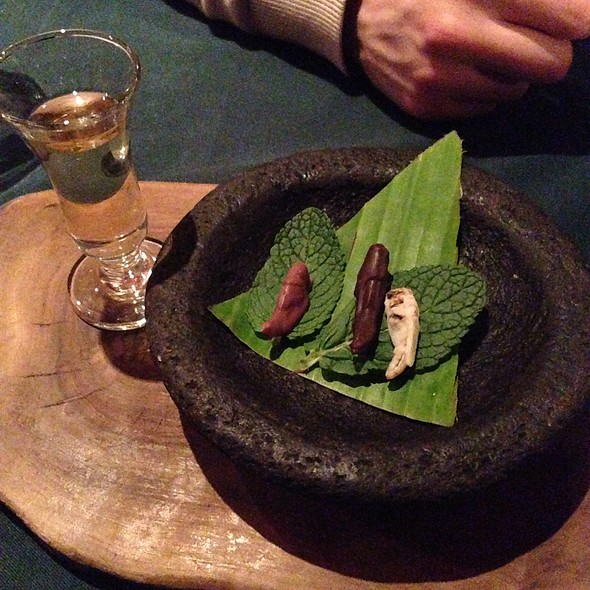 Chocolate Covered Locusts - Archipelago, London