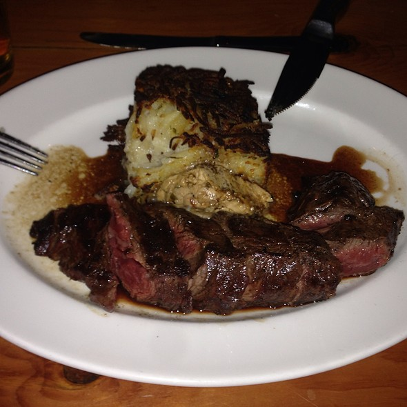 Hanger Steak - Table 24, Rutland, VT