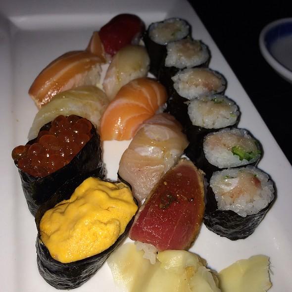 Sushi Deluxe - Sushi Yasaka, New York, NY