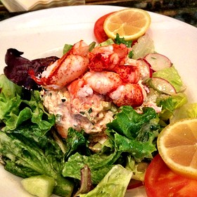 Lobster Salad - The Capital Grille - NY – Time Life Building, New York, NY