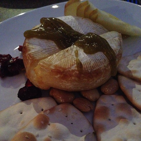 Warm Brie With Lavender Jalapeno Jelly - 5th and Wine, Scottsdale, AZ