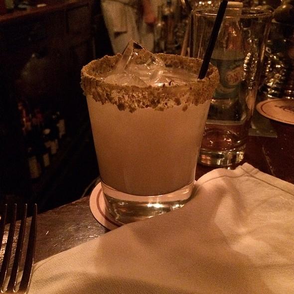 Pistachio De La Rosa - Minetta Tavern, New York, NY