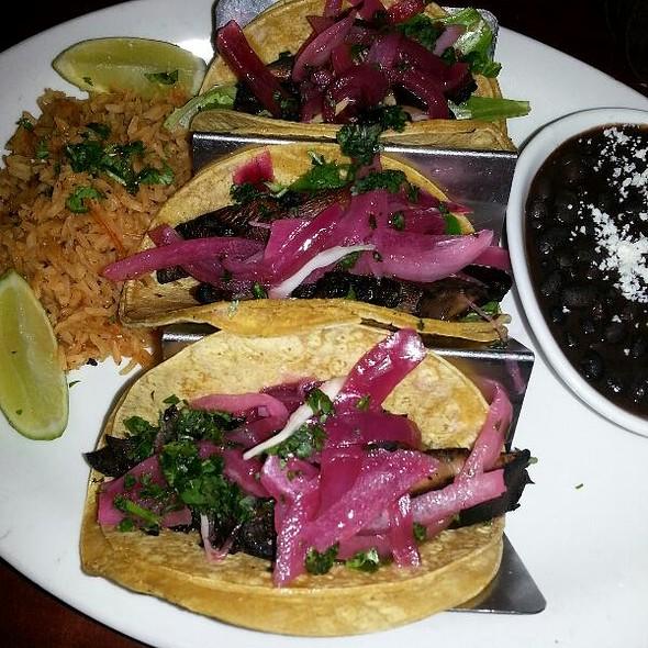 Portabella Tacos - Cha Cha's Latin Kitchen, Brea, CA