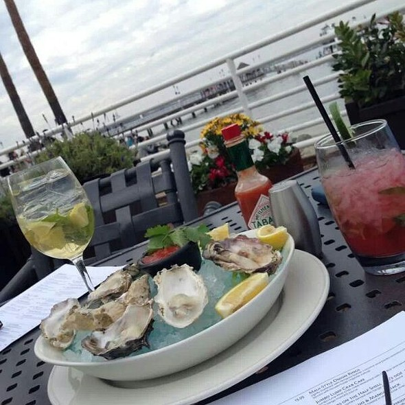Oysters with A View - Crown Landing at Loews Coronado Bay Resort, Coronado, CA