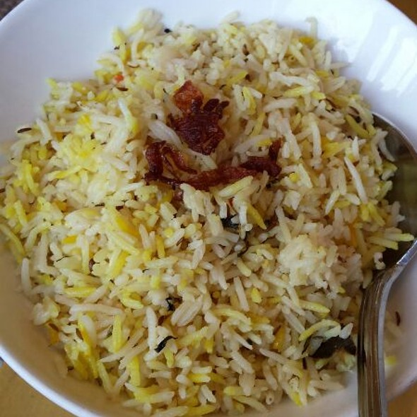 Basmati Rice - Thali Regional Cuisine of India - New Haven, New Haven, CT