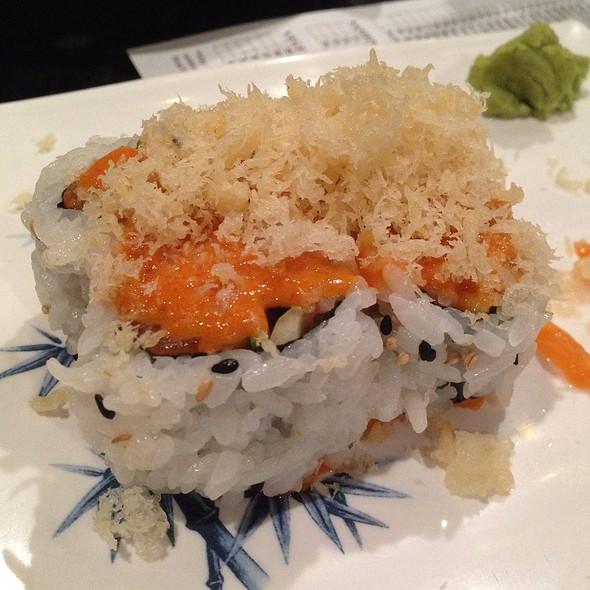 Spicy Salmon Roll - Ginza of Tokyo, Laurel, MD