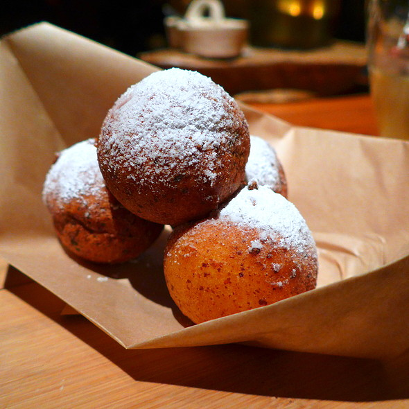 Citrus Ricotta Beignets - Core Kitchen and Wine Bar at The Ritz-Carlton Dove Mountain, Marana, AZ