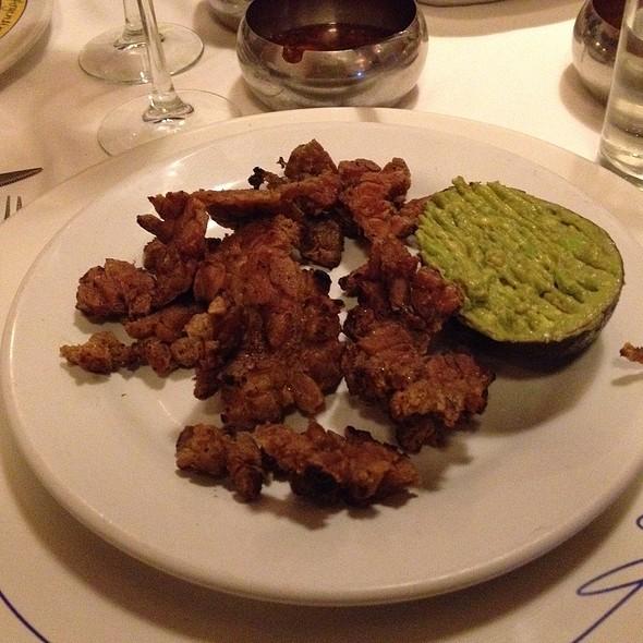 Mollejas Fritas / Fried Sweetbreads - La Estancia Argentina - Angelopolis, Puebla, PUE