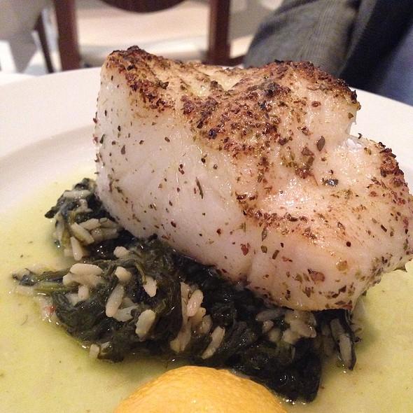 Xifias (Swordfish) - Nostos Restaurant, Vienna, VA
