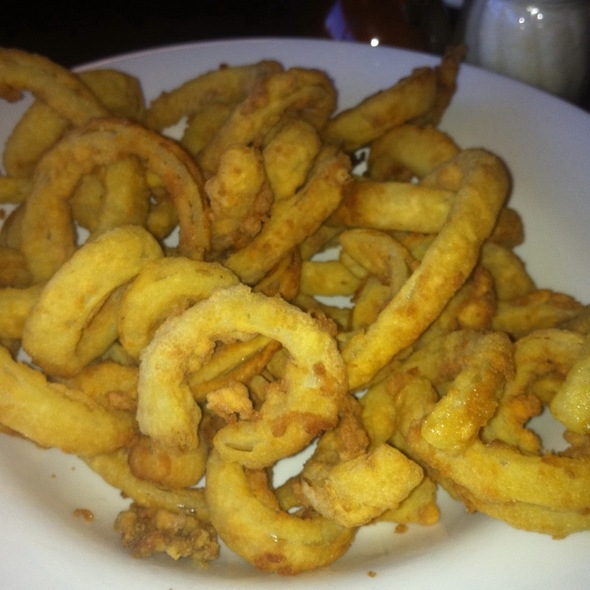 Onion Rings - Alfredo's Restaurant, Quincy, MA