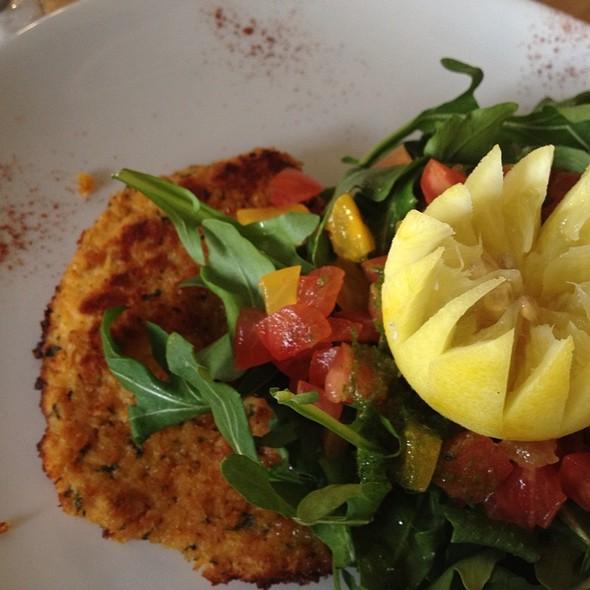 Chicken Parmesan - Cassariano Italian Eatery, Venice, FL