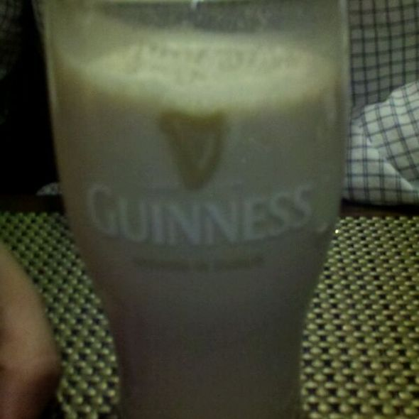 Guinness Float - Broad Axe Tavern, Ambler, PA