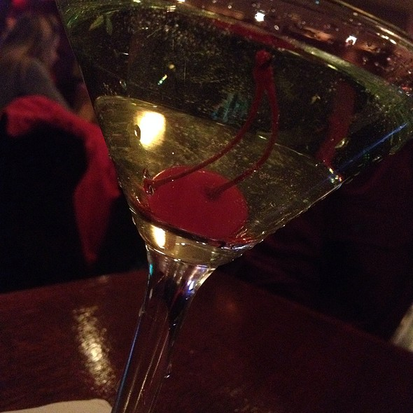 Appletini - Connolly's Pub and Restaurant - 45th, New York, NY