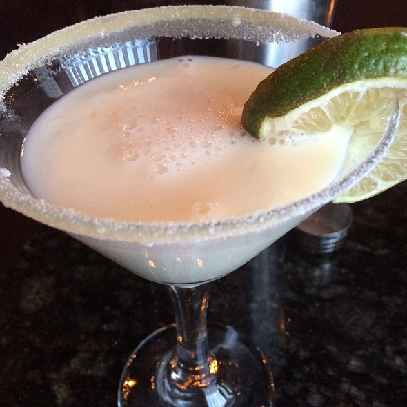 Key Lime Martini - Panevino - Reading, Reading, PA
