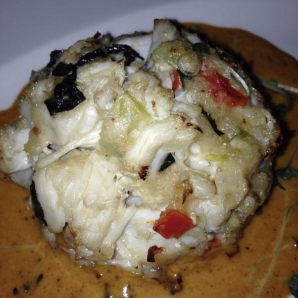 crab cake - Del Frisco's Double Eagle Steakhouse - Chicago, Chicago, IL