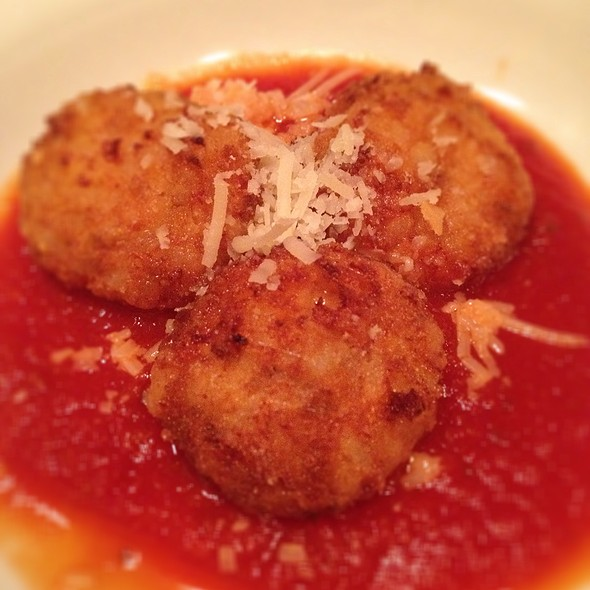 Arancini - The Tasting Room at Palio, Leesburg, VA
