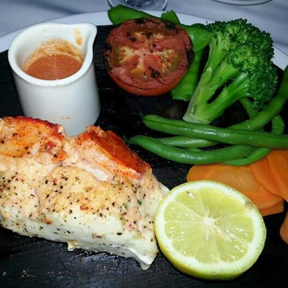 Baked Alaskan Halibut - Cafe Bizou - Sherman Oaks, Sherman Oaks, CA