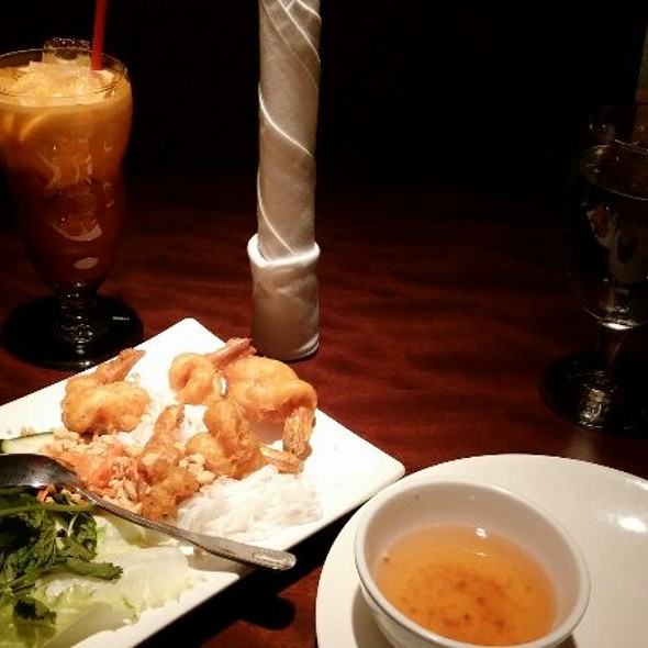 Tempura Fried Shrimp - Saigon Landing, Greenwood Village, CO