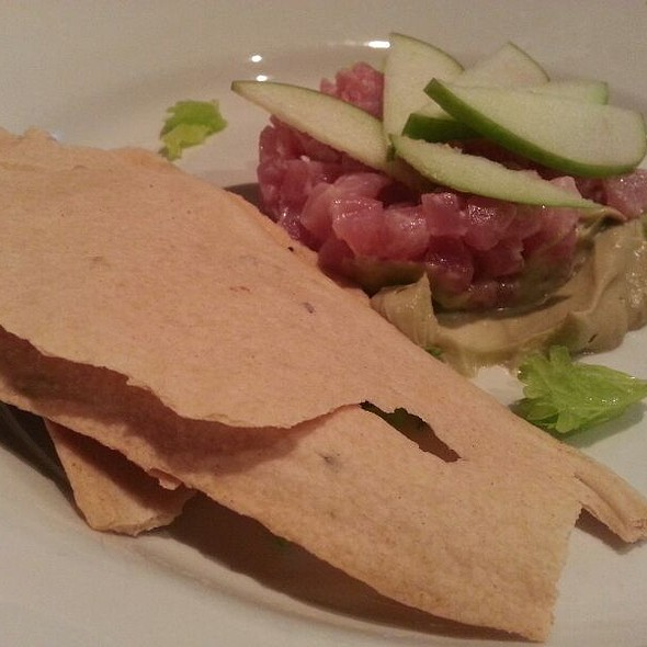 Tuna Crudo - Cibo E Beve, Sandy Springs, GA