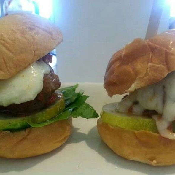 Meatball Sliders - Catch at Hotel Casa del Mar, Santa Monica, CA