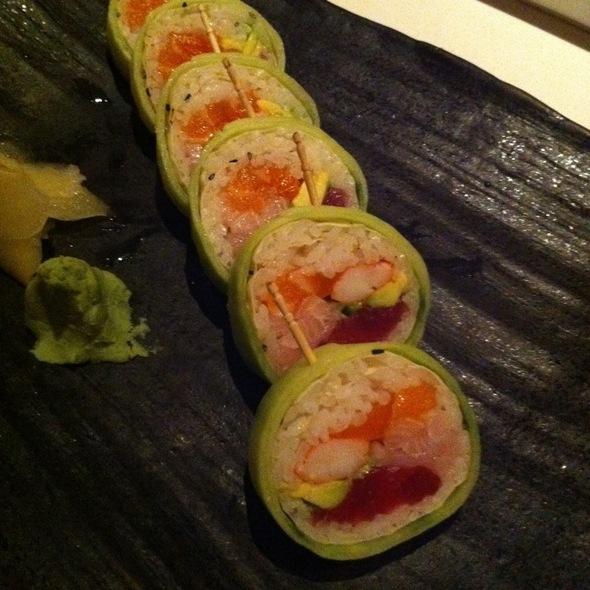 Special Katsuya Roll - Katsuya- Brentwood, Brentwood, CA