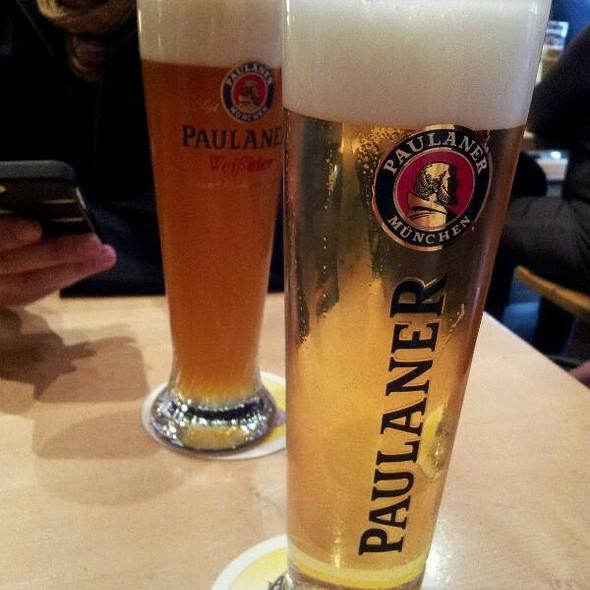 Beer - Paulaner am Dom Frankfurt, Frankfurt am Main, HE