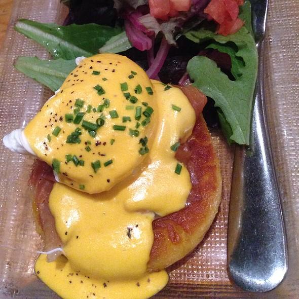 Eggs Benedict - Macondo East, New York, NY