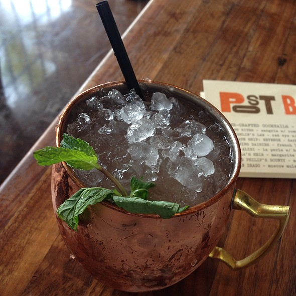Moscow Mule - Manhattan Beach Post, Manhattan Beach, CA