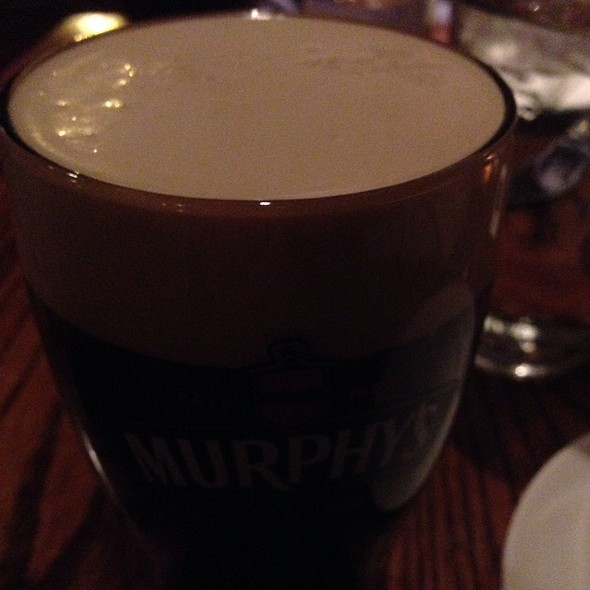 Murphy's Stout - Mrs. Murphy & Sons Irish Bistro, Chicago, IL
