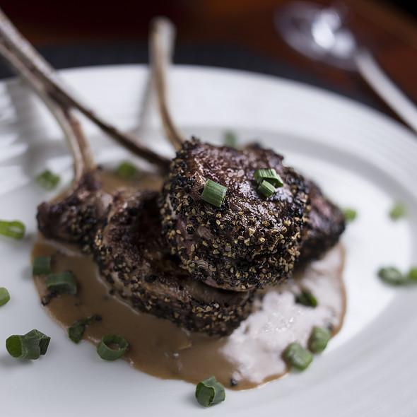 Grilled Australian Lamb Chops - Kirby's Prime Steakhouse - San Antonio, San Antonio, TX