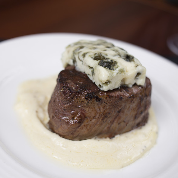 Roquefort Filet Mignon - Kirby's Prime Steakhouse - San Antonio, San Antonio, TX