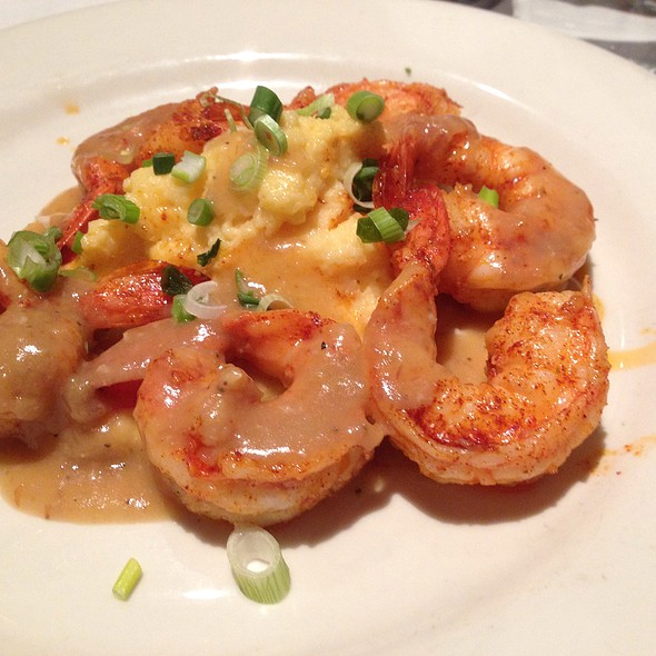 Shrimp and Grits - Pete Miller's Seafood and Prime Steak - Evanston, Evanston, IL