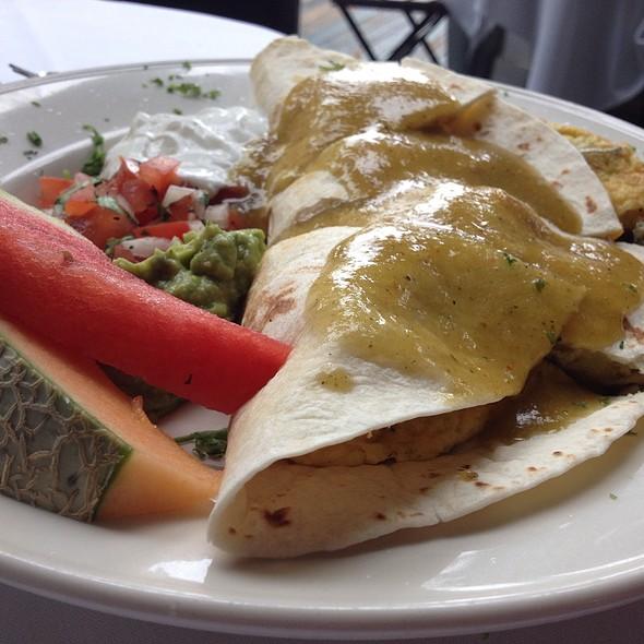 Breakfast Quesadilla - Off Vine, Hollywood, CA