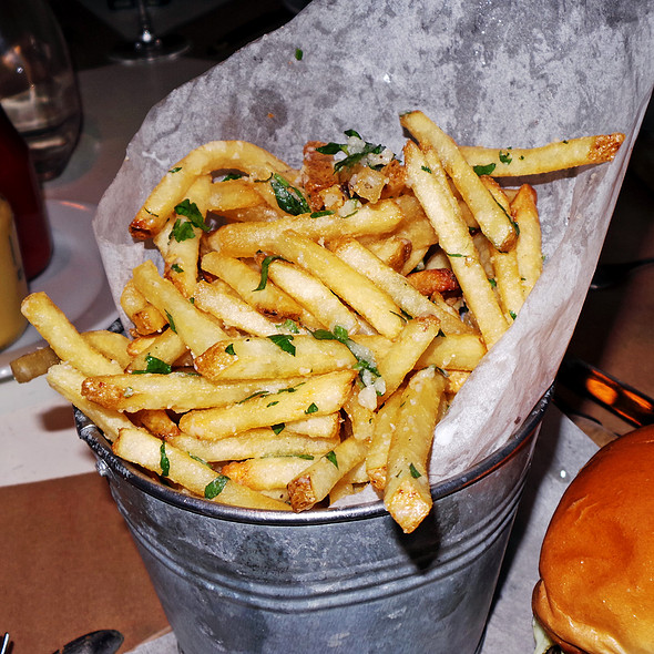 Truffle Fries - Delicatessen, New York, NY