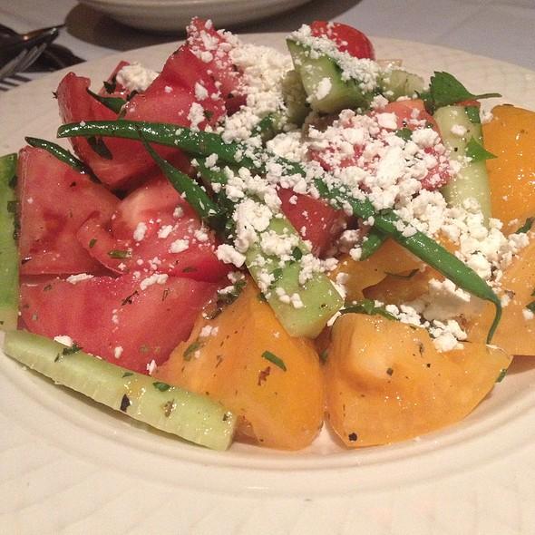 Tomato Salad - MP Taverna - Roslyn, Roslyn, NY