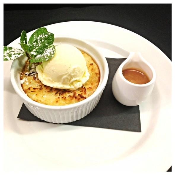 Budino Dessert - L'Andana, Burlington, MA