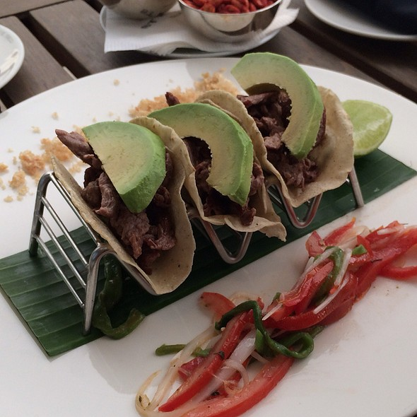 Arracherra Tacos - Restaurante Diana -  The St. Regis Mexico City, México, CDMX