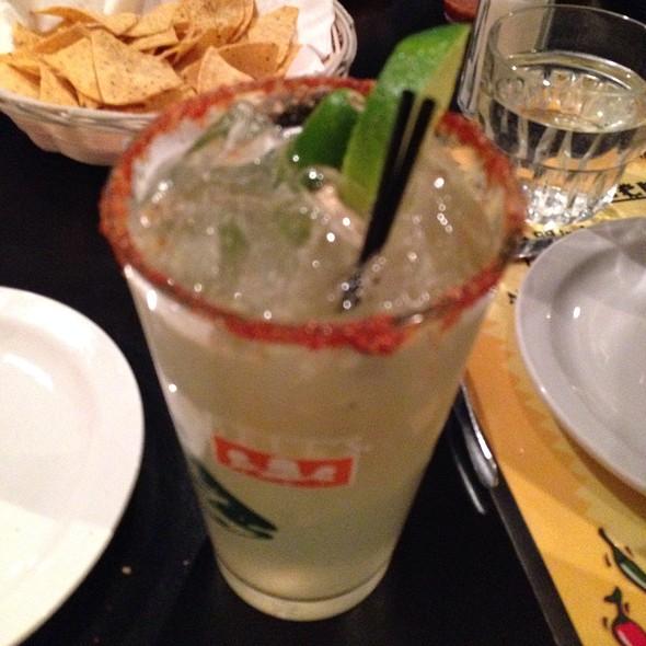 Cucumber Margarita - La Margarita Restaurant & Bar, Indianapolis, IN
