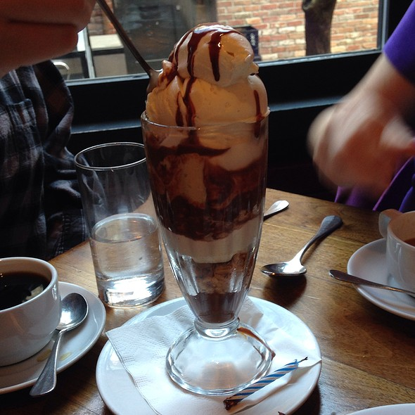 Peanut Butter Sundae - Trestle on Tenth, New York, NY