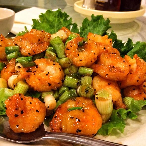 Capital Seafood Restaurant Las Vegas Menu