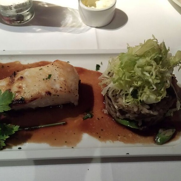 Baked Chilean Sea Bass - Bistango, Irvine, CA