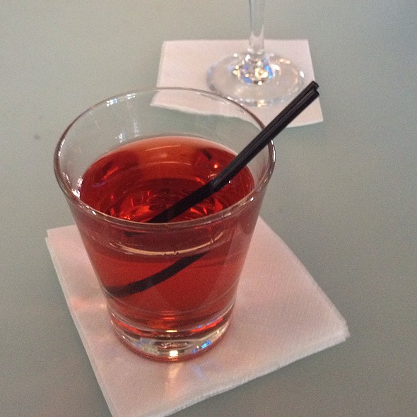 Negroni - Chocolat Restaurant & Bar, New York, NY