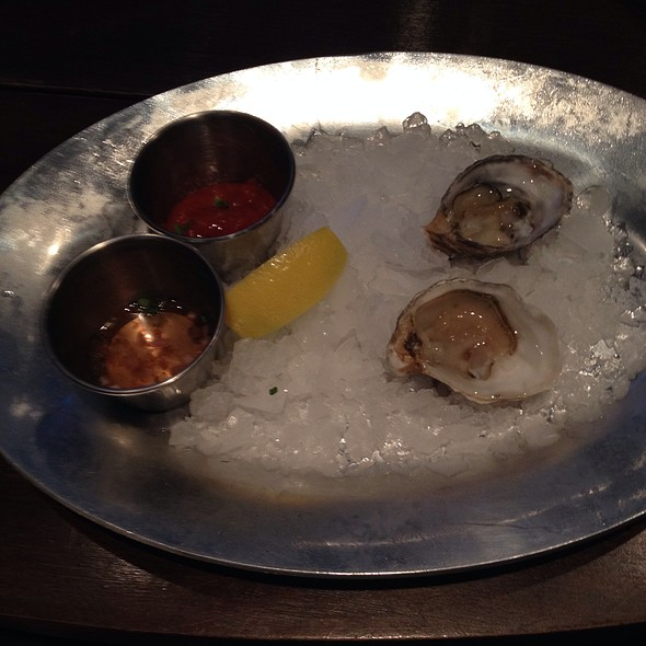 Kusshi Oysters - Napoli 2, Town and Country, MO