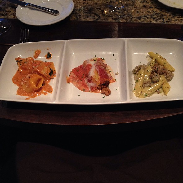 Pasta Trio - Napoli 2, Town and Country, MO