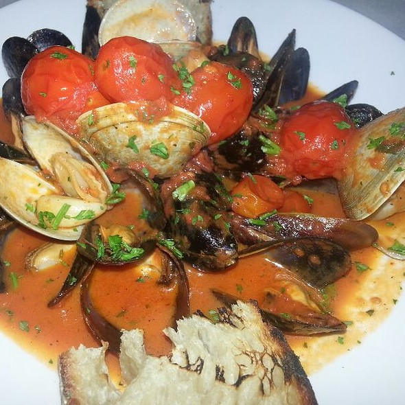 Mussels - Nico, Boston, MA
