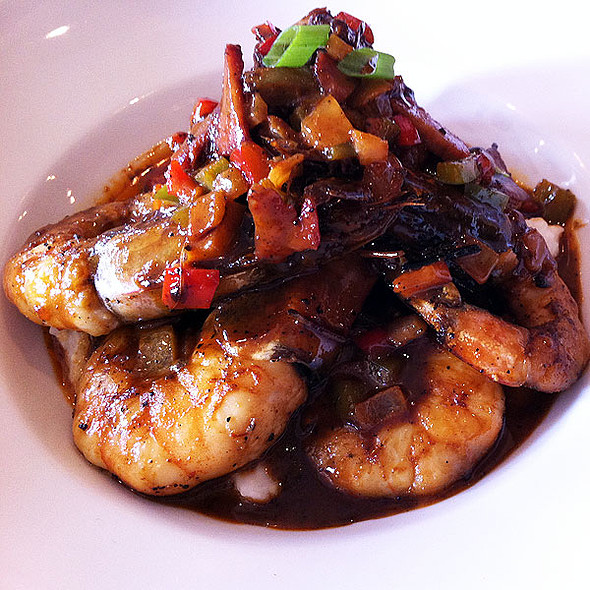 Shrimp & Grits - Apolline, New Orleans, LA