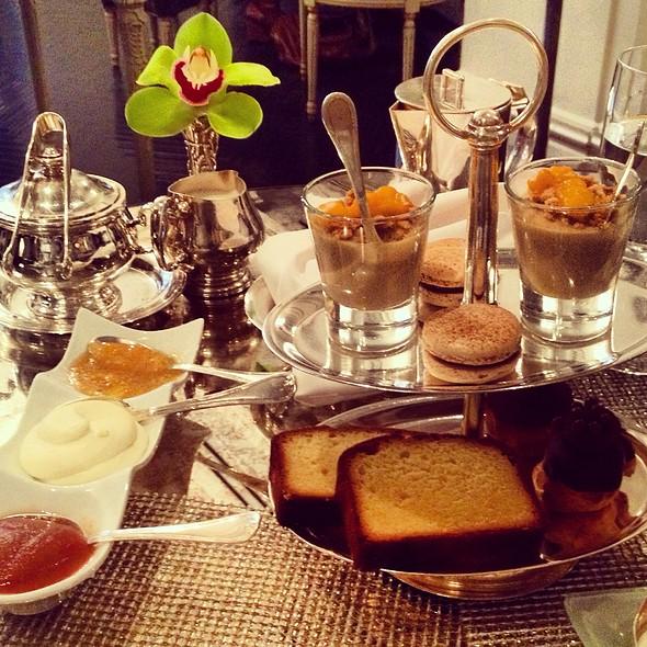 Afternoon Tea - Greenhouse at the Jefferson Hotel Washington DC, Washington, DC