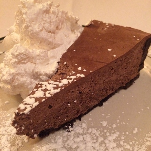Chocolate Mousse Cake - Wolfgang's Steakhouse - Tribeca, New York, NY