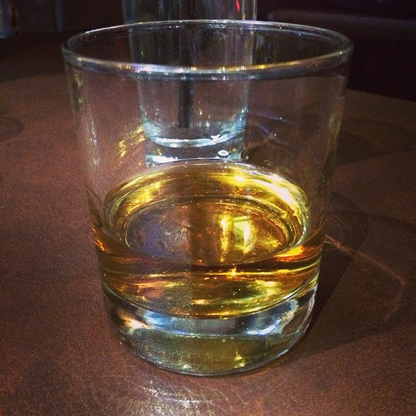 Bulleit Rye - Croton Reservoir Tavern, New York, NY